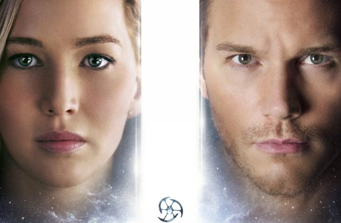 passengers jennifer lawrence review