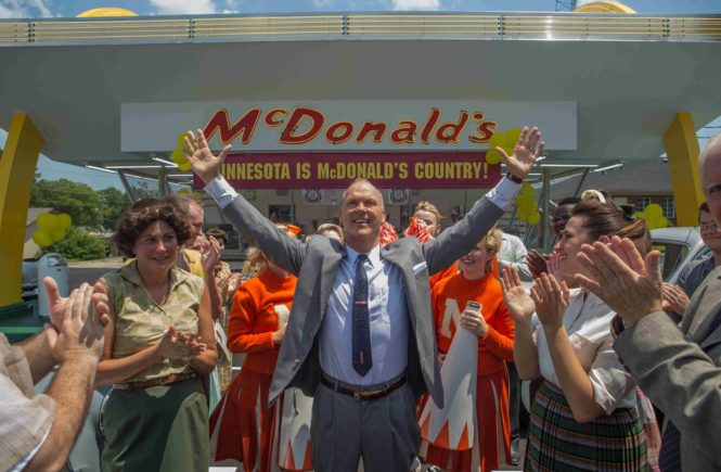 the founder movie review hollywood