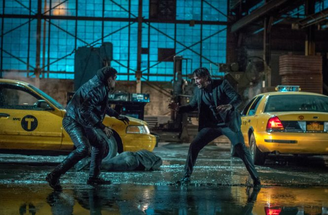 john wick chapter 2 review